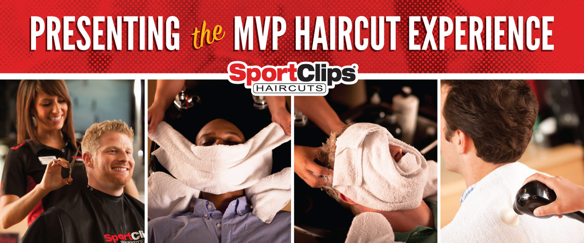 The Sport Clips Haircuts of Buchanan Crossroads East MVP Haircut Experience